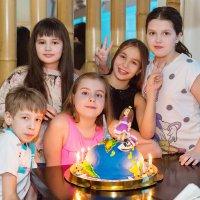"""День Рождения :: Первая Детская Фотостудия """"Арбат"""""""