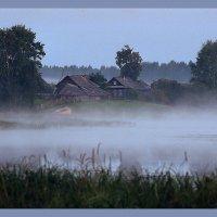 Утро на реке Кубань :: Максим Кирютин