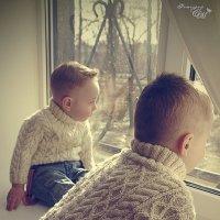 В окне... :: Светлана Мизик