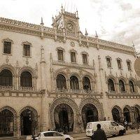 Лиссабонский вокзал :: Lukum