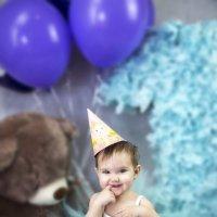 Первый день рождения :: Наталия Назарова