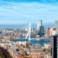 Euromast, Rotterdam :: Дарья Гутинская