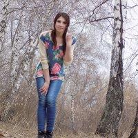модель Валентина :: Максим Мальцев