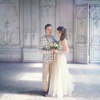 свадьба в старом особняке :: Таня Тэффи