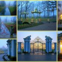 Вечером в парке :: Сергей