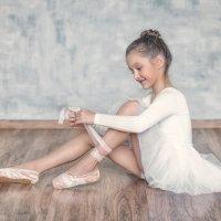 Балерина :: Виктория Дубровская