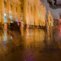 Просто дождь... :: Елена Николаева