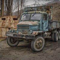 Винтажный горский грузовик :: Олег Фролов