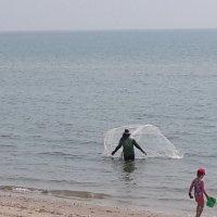 Рыбалка :: Наталья Тимофеева