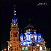 Свято-Успенский кафедральный собор. :: Алёна PRIVALOVA