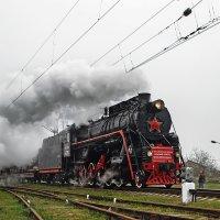 Тот самый Поезд Победы :: Ардалион Иволгин