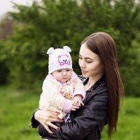 Валерия с дочуркой :: Елизавета Владыкина