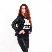 Rock Girl :: Вероника Ходаренок