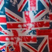 Флаг Британии на рюкзаке :: Света Кондрашова