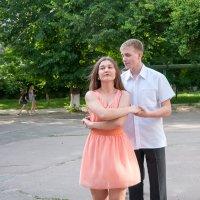 контраст переднего и дальнего планов :: Анна Губенко