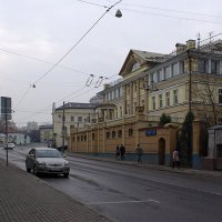 Дом на Яузской улице. :: Владимир. Ермаков