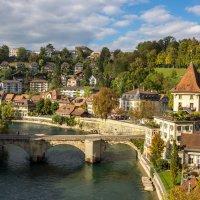 Швейцария. Берн. Старый город. :: Наталья Иванова