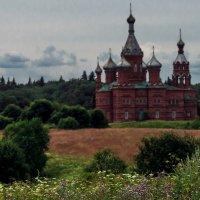 Ольгин монастырь у истока Волги :: Наталья Крюкова