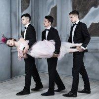 Strellson&ballet :: Александр Иванов