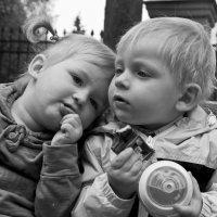 Оля+Діма :: Дарина Нагорна