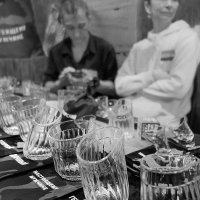Танцующие стаканы :: Алексей Окунеев