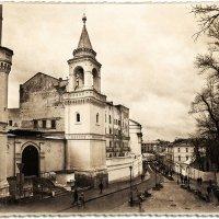 Старые улочки Москвы :: Ирина Климова
