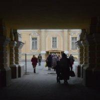 Свет в конце тоннеля :: Oksana Аникеева