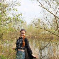 """Я в лесу не знакомлюсь!"" ) :: Леонид"