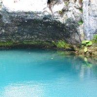 Голубое озеро :: Станислав Стариков