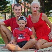 Семья :: Елена Левковская