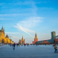 Москва, Красная площадь. :: Игорь Герман