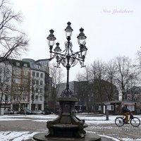 Гамбург, Фонарь :: Nina Yudicheva