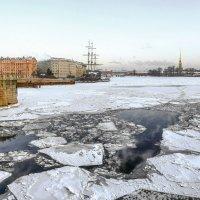 Неверный лёд. :: dragonflight78.klimov