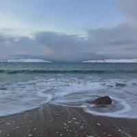 """""океан смывает все следы... :: Александра"