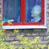 """13 предметов.."" Щтирлиц сразу понял ,что явка ""провалена"". :: Alexey YakovLev"