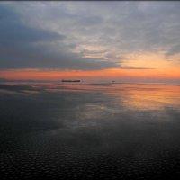 Утро в Уссурийском заливе :: Сергей Лякишев