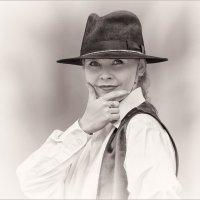 В шляпе :: Nn semonov_nn