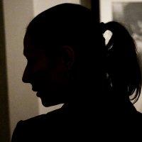 Портрет в профиль :: Людмила Синицына