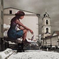 Город контрастов :: Ирина Климова