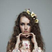 Девушка - весна :: Ольга гришаева