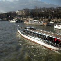 Река Сена :: Виталий  Селиванов