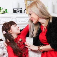 Олеся и Милена :: Рома Che