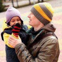 Отец и сын :: Радмир Арсеньев