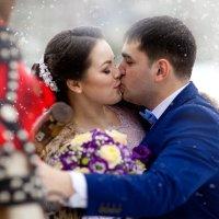 жаркий поцелуй :: Мила Гусева