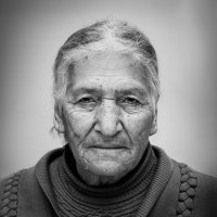 Моя бабушка :: Damianos Maximov