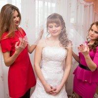 Свадьба Ольги и Максима (утро невесты) :: Екатерина Гриб