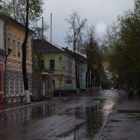 Дождь в Витебске :: Михаил Юрьевич