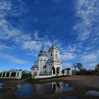 Красота провинции - это не провинциальная красота... :: Александр Бойко