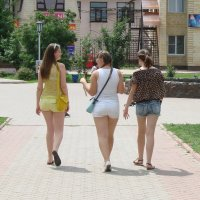 Три подружки :: Михаил Битёв