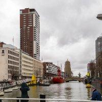 В порту Роттердам :: Witalij Loewin